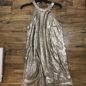 Never Worn Sequin Party Dress
